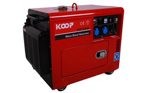 موتور برق دیزلی کوپ(KOOP)